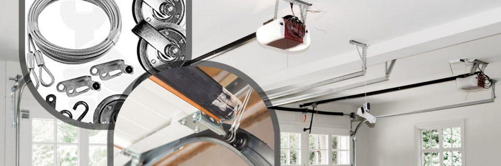 Garage Door Cables Repair Chanhassen