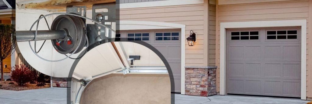 Garage Door Tracks Repair Chanhassen